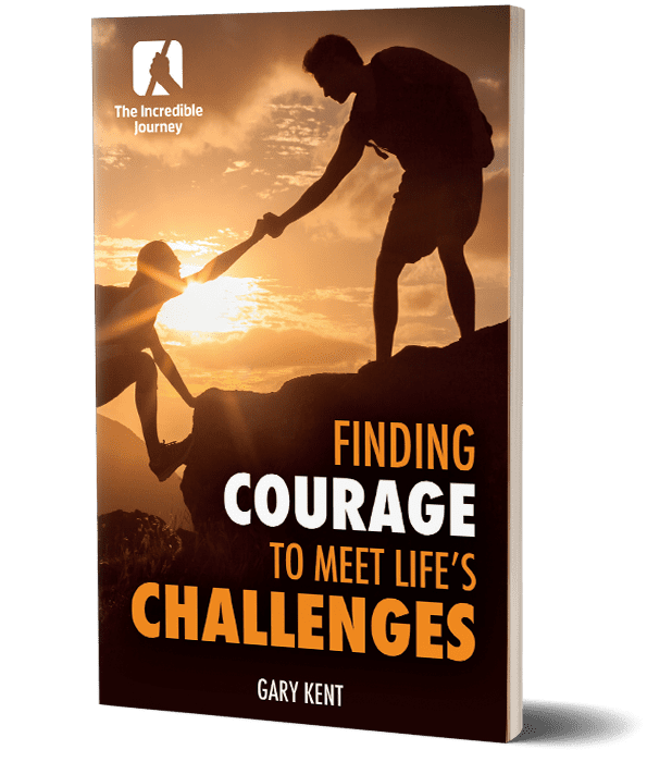 Finding Courage booklet