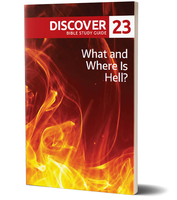 Discover 23 - What and where is hell