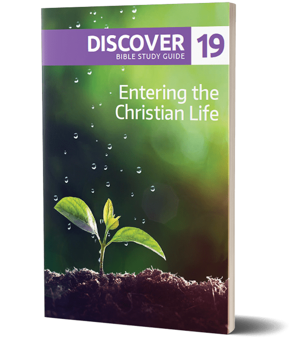 Entering the Christian Life