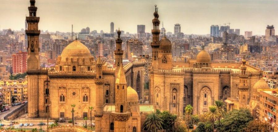 Day 16 Cairo