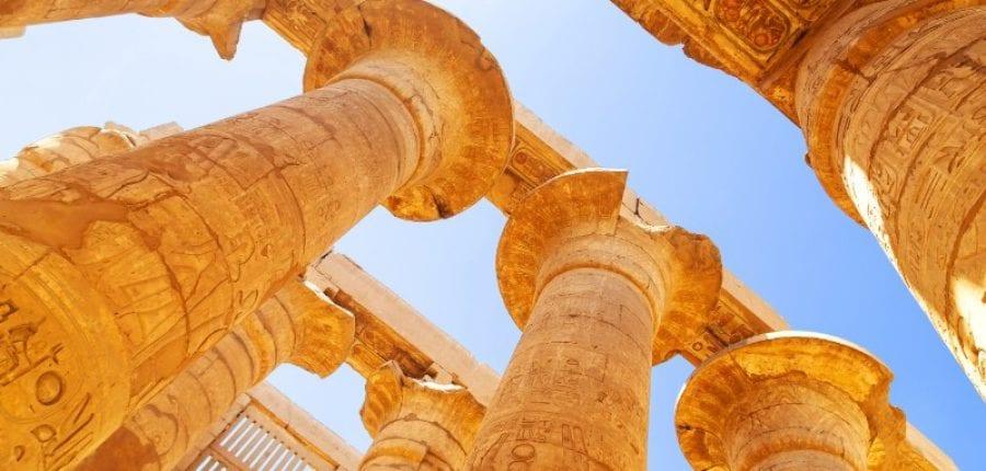 Day 20 Karnak temple
