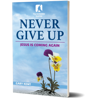 Never give up booklet